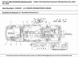 Ferrari 348 Wiring Diagram