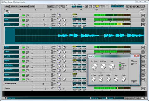 Bremmers Audio Design Multitrackstudio 6, Audio/midi