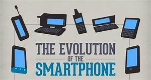 Evolution Of The Smartphone By Htc  Infographic   U2013 Droid Life