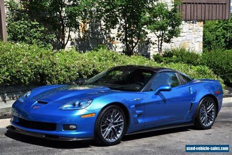 2010 chevrolet corvette for sale in the united states