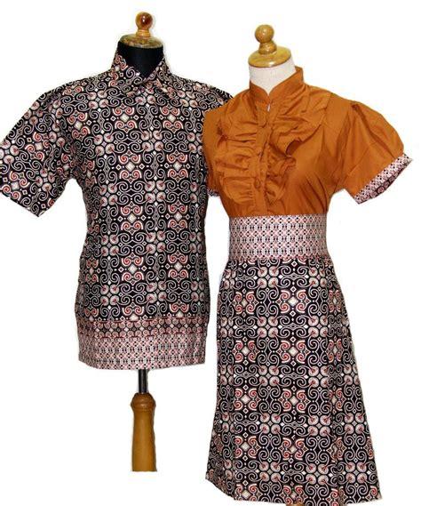 desain baju batik modern terbaru baju fashion turtle neck