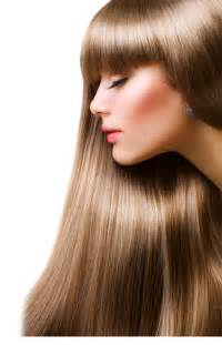 Hair Models with Transparent Background