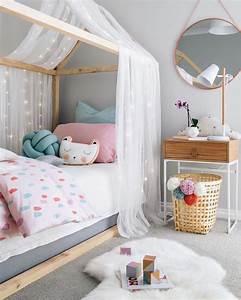 Chambre Fille Scandinave : 1001 id es chambre petite fille dans le domaine de sa majest ~ Melissatoandfro.com Idées de Décoration