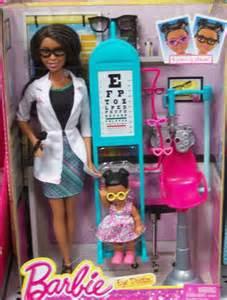 Barbie Doctor Black Eye