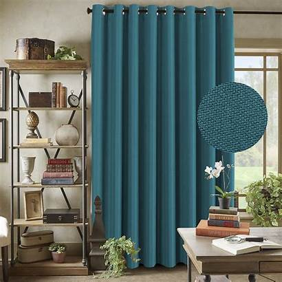 Curtains Door Curtain Patio Sliding Thermal Panel