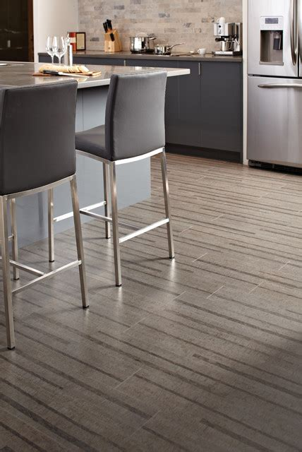 cork floor tiles for kitchen cork flooring modern kitchen toronto by 8340