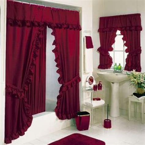 bathtub  shower curtain water repellent bathroom