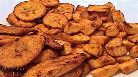 tv cuisine plantain recipes