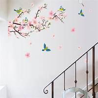 great flower wall decals Great Flower Wall Decals - Home Design #916