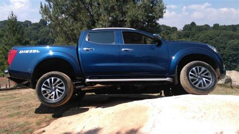 Prepara Nissan La Frontier Diesel 4x4 Hecha En México