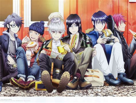 K Anime Wallpaper - k project hd wallpaper and background 3107x2363
