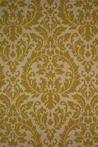 Original Vintage Baroque Wallpaper From The 3960s