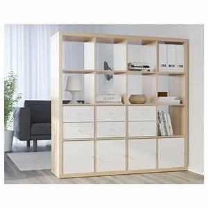 Ikea Kallax Boxen : ikea kallax 16 cube storage bookcase square shelving unit various colours ebay ~ Watch28wear.com Haus und Dekorationen