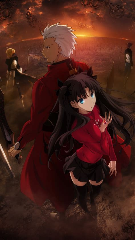 Anime Archer Wallpaper - fate stay iphone wallpaper 56 images
