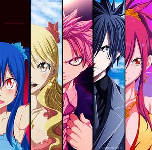 Fairy Tail -Collab- by hyugasosby on DeviantArt