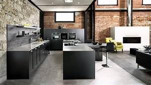Cuisine Style Industriel Ikea : cuisine industrielle les l ments d co avoir marie claire ~ Preciouscoupons.com Idées de Décoration