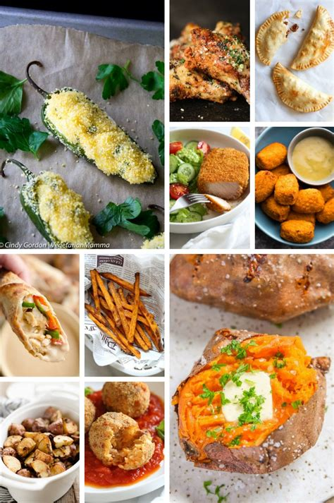 fryer air recipes airfryer dinner healthy recipe chicken desserts fries french appetizer dinneratthezoo evaluate appetizers should