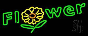 Flower Neon Signs Neon Light