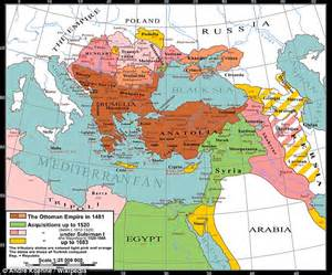 Ottoman Empire At Its Peak by Suleiman The Magnificent Of The Ottoman Empire S Lost