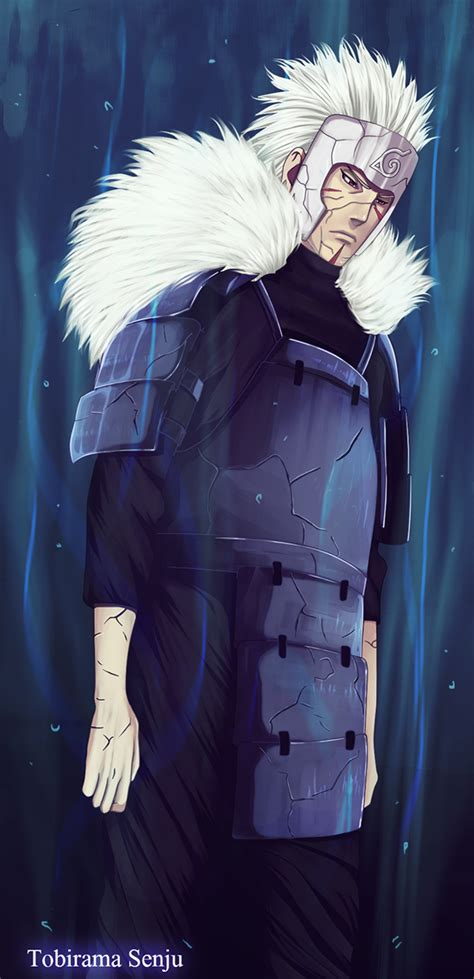 tobirama senju  fan arts  daily anime wallpaper