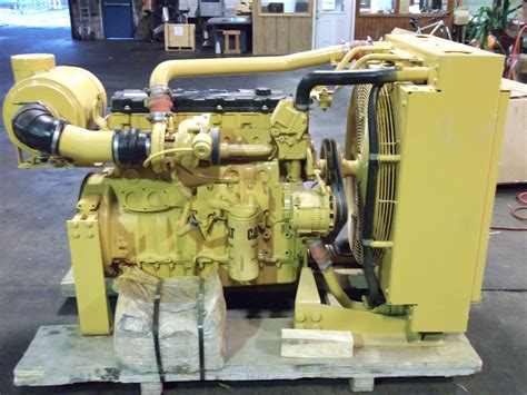 caterpillar  acert industrial engine power base