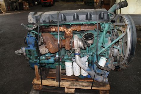 Volvo D9a Engine For Sale