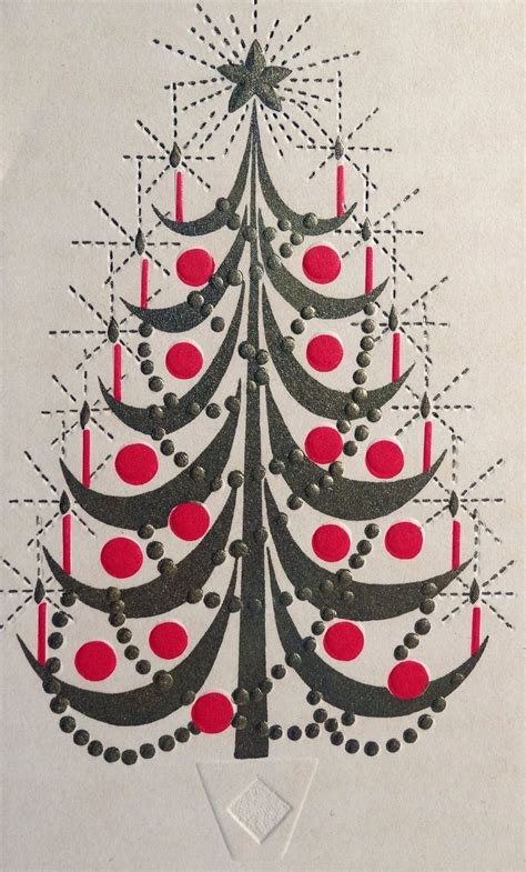 images  midcentury modern christmas