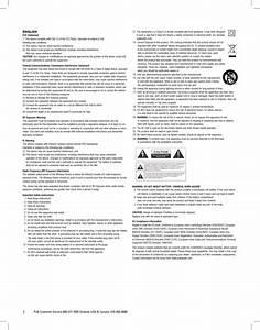 Dei Sales Polk Audio Am1520tx Fr1 Soundbar User Manual P