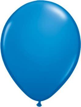 Globo látex azul Dark Blue - La Central de Globo