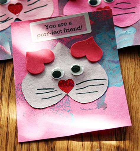 preschool crafts children craft ideas 498 | Preschool Valentine Crafts