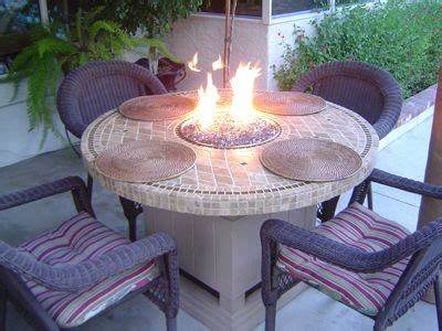 build gas fire table build your own fire table diy home entertainment