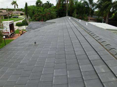 concrete tile boral saxony mountain blend roofing