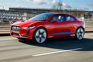 Jaguar I Pace : jaguar i pace concept car 2017 review by car magazine ~ Medecine-chirurgie-esthetiques.com Avis de Voitures