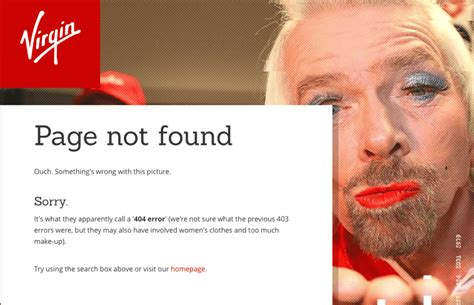 Best 404 Page by What Makes The 404 Page Startacus