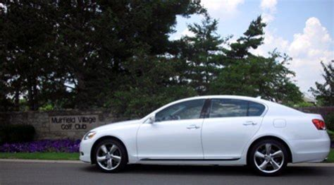 2009 Lexus Gs460 Review