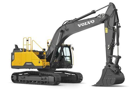 volvo ece crawler excavator power equipment company