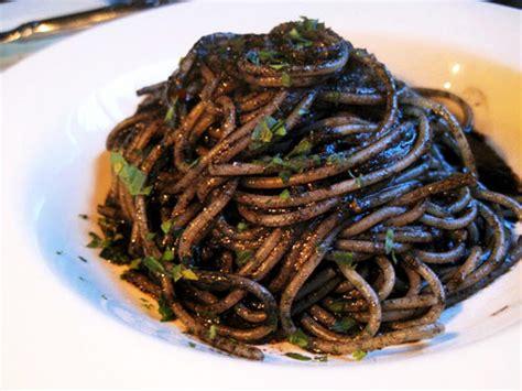 spaghetti nero raising the bar finding venice in chinatown at bacaro serious eats