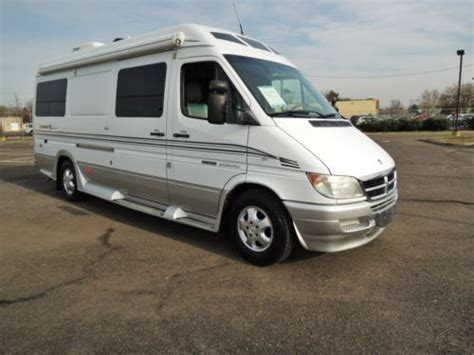 sell   mercedes roadtrek rs adventurous dodge