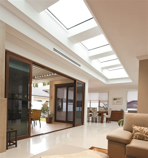 Extension Kitchen Ideas - living room gallery velux