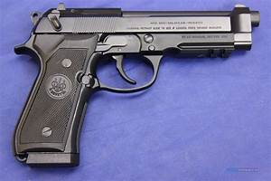 BERETTA 96A1 .40 SMITH & WESSON