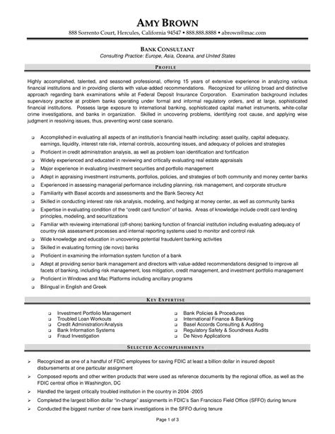sle financial service representative resume resume format for banking operations india augustais