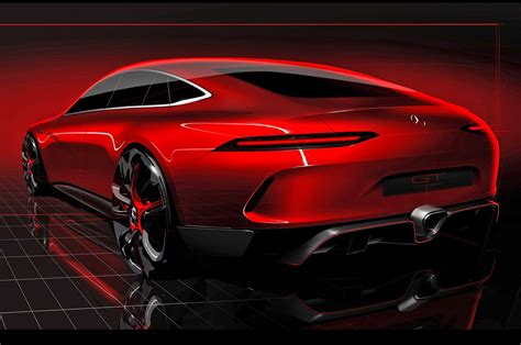 Mercedes Amg Gt Concept First Look Review