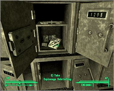 Fallout 3 Velvet Curtain Mission by Side Quests Quest 5 The Velvet Curtain Part 1 Side
