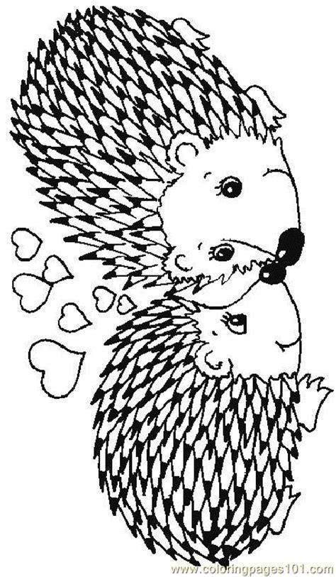 hedgehog  coloring page  hedgehog coloring pages coloringpagescom