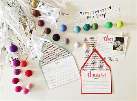 17 Free Birthday Invitation Designs Free printable party