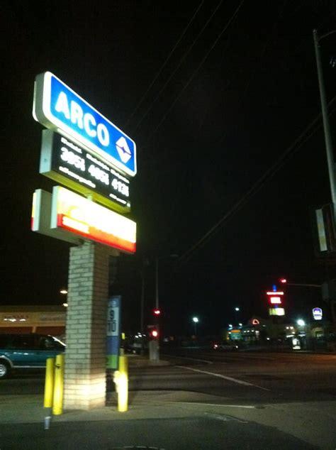 arco gas station gas service stations winnetka