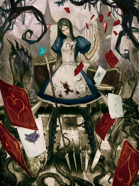 Comics Forever Alice The Madness Returns Fan Art