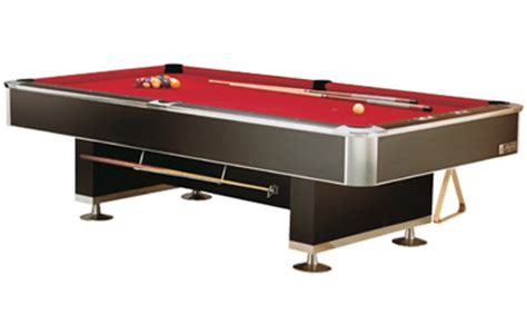 full size professional pool table murrey 9800 pro