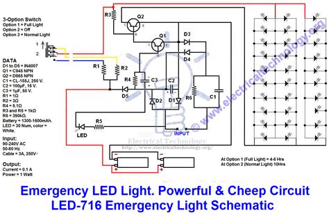 circuit diagram on robots electric power and