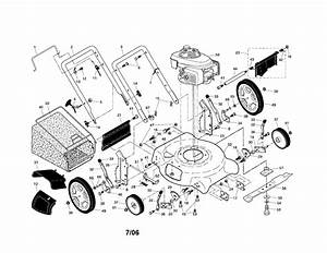 Honda Lawn Mower Parts Manual